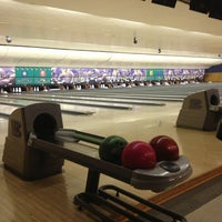 Photo taken at Sheridan Lanes by Mariah L. on 12/22/2012