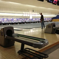 Photo taken at Sheridan Lanes by Mariah L. on 1/14/2013