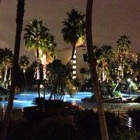 Photo taken at Tahiti Village Resort by Michael D. on 12/14/2012