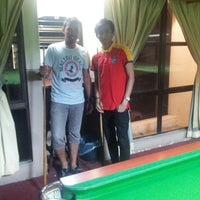 Photo taken at GT Snooker by Muhammad Firdaus I. on 10/14/2014