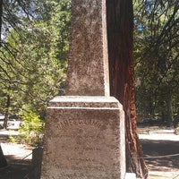 Photo taken at Yosemite Cemetery by Miguel R. on 6/29/2013