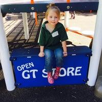 Photo taken at Eastbank Bridge Park by Annjolisa L. on 10/16/2015