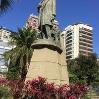 Photo taken at Fonte Da Saudade by Maximiliano #. on 7/21/2017