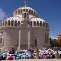 Photo taken at Ι.Ν. Αγ. Κωνσταντίνου & Αγ. Ελένης by El V. on 5/31/2014