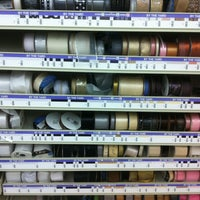 Photo taken at JOANN Fabrics and Crafts by Don R. on 3/8/2013
