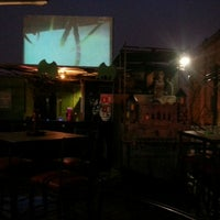 Photo taken at Monster Café by Gabriel O. on 11/11/2013