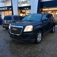 Photo taken at Mckenzie Motors Buick GMC by Ashley B. on 4/25/2016