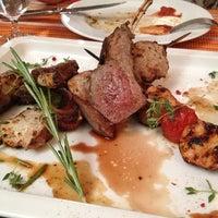 Снимок сделан в Casa del Мясо пользователем Oleg U. 5/31/2013