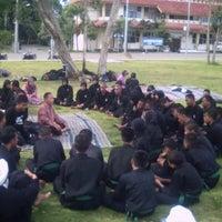 Photo taken at Universitas Trunojoyo Madura by Septian Yudha A. on 6/8/2015