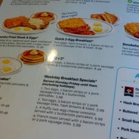 Photo taken at IHOP by Peter H. on 3/10/2014