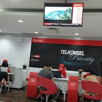 Photo taken at GraPARI Telkomsel by Doni M. on 5/21/2016