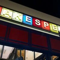 Photo taken at Shakespeare Coffee & Bistro by Mustafa B. on 7/26/2013