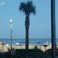 Photo taken at RockFish Boardwalk Bar & Seagrill by Linda A. on 7/9/2015