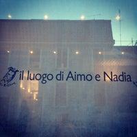 Foto scattata a Il Luogo di Aimo e Nadia da artemisia il 7/20/2012