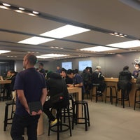 Photo taken at Genius Bar by Hilo T. on 1/17/2017