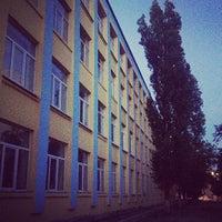 Photo taken at Школа №56 by Виктория Я. on 8/24/2013