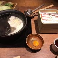Photo taken at しゃぶしゃぶ温野菜 金山駅前店 by resort m. on 11/2/2017