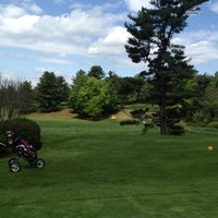 Photo taken at East Mountain Country Club by Patrick O. on 5/12/2013
