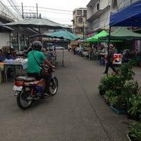 Photo taken at Autsawin market by Pakkaramon P. on 7/26/2013