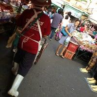 Photo taken at Autsawin market by Pakkaramon P. on 1/20/2013
