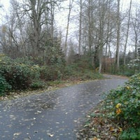 Photo taken at Sammamish River Trail by Rachel F. on 12/2/2012