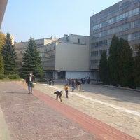 Photo taken at Національний університет «Львівська політехніка» Корпус 4 by Anna A. on 10/8/2013