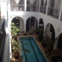 Foto tomada en Riad Utopia por Nicolas S. el 4/15/2014