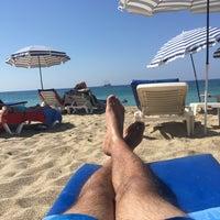 Foto scattata a Kleopatra Plajı da Memet K. il 9/1/2017
