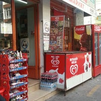 Photo taken at Köşem Market by ismail Ö. on 7/30/2013