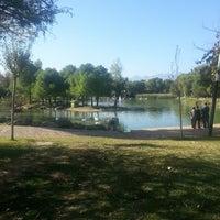 Photo taken at Atatürk Kültür Parkı by Yücel O. on 11/9/2013