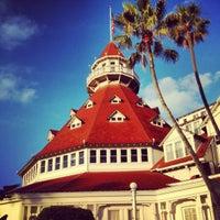 Photo prise au Hotel del Coronado par Jesse K. le12/12/2012
