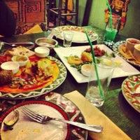Photo taken at Cactus Restaurant by Tatev M. on 2/18/2013