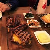 1/14/2018 tarihinde Melsziyaretçi tarafından Ethçi Steakhouse'de çekilen fotoğraf