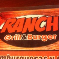 Photo taken at Ranch Grill & Burger by Karen U. on 12/18/2012
