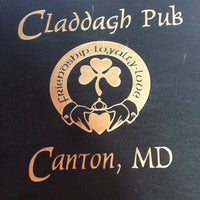 Photo taken at Claddagh Pub by twowordsperiod on 5/5/2013