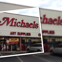 Photo taken at Michaels by Andréa on 6/26/2013