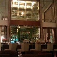 Photo taken at Sheraton Bratislava Hotel by Sabine S. on 2/8/2013