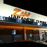 Photo taken at Zake Sushi Lounge by Avigdor - Realtor M. on 10/8/2012