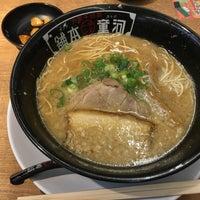 Photo taken at 河童ラーメン本舗 寝屋川店 by しん on 8/12/2017