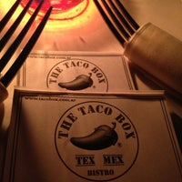 Photo taken at Taco Box by Michelle H. on 12/13/2012