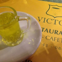 Photo taken at Restaurante Victor by Sylvia D. on 9/11/2013