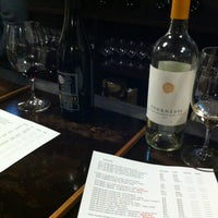 Photo taken at Vintner's Collective by Najeong Sunny M. on 12/10/2013