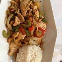 Photo taken at Thai Thai II by Kristin B. on 12/28/2012