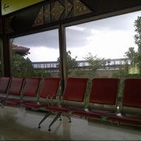 Photo taken at Gate F4 by Suprayogi -. on 10/27/2012