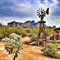 Photo taken at Superstition Mountain Museum by Georgia G. on 12/30/2012
