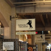 Photo taken at Cowgirl Creamery by Kristi C. on 4/17/2013