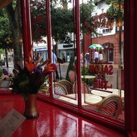 Photo taken at Café Rouge by Theo V. on 7/19/2014