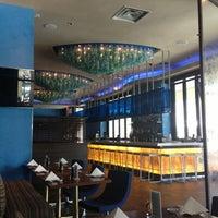 Photo taken at Blu Sushi by Jeffrey S. on 7/3/2013