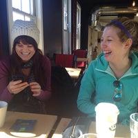 Photo taken at Pleasant Kafe by Jess H. on 12/28/2014