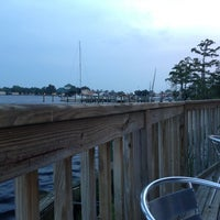 Photo taken at Water's Edge Grill by Dean S. on 6/26/2013